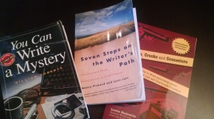 Mystery writing books for blog