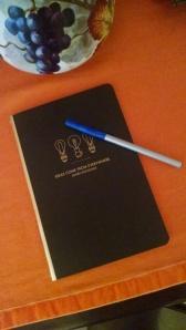 Hitchcock notebook