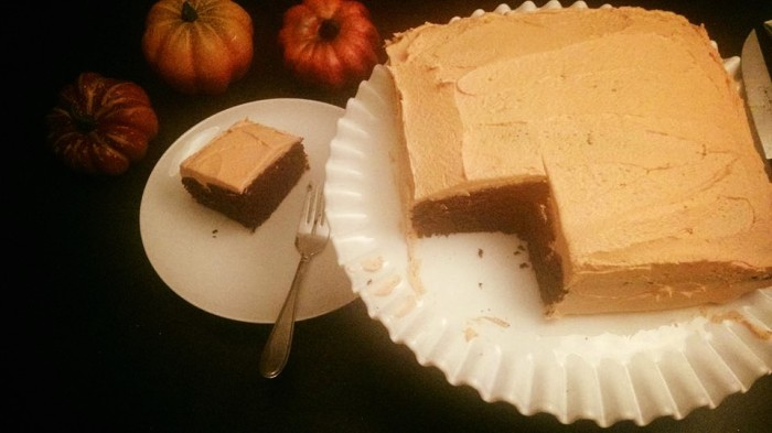 chocolate-pumpkin-cake