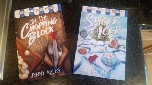 callie's kitchen mysteries paperback