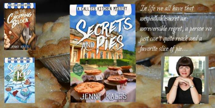 secrets and pies beyond the bookmarks