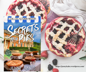 Secrets and Pies giveaway