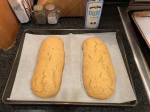 paxemathia loaves before slicing